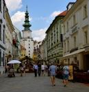Гостинне місто Братислава